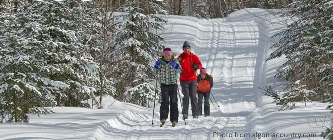 Cross Country Skiing in Plummer Additional